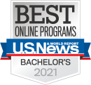 US News & World Report Best Online Bachelor's Degree Programs