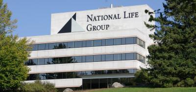 National Life Group building in Montpelier, Vermont